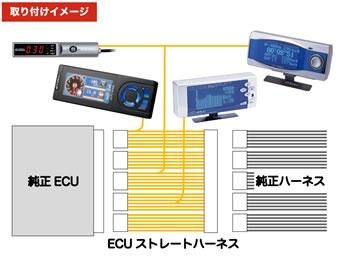 APEXi 442-A006 ECU Straight Harness